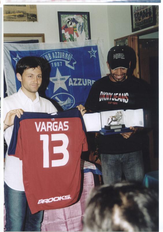 2004 Leone Argento Vargas