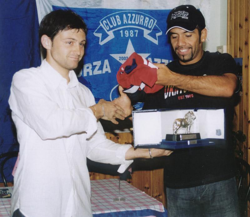 2004 Vargas Leone Argento