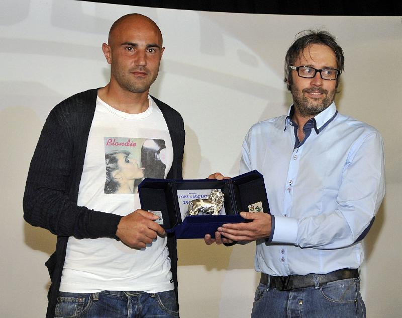 Leone Argento 2013 Massimo Maccarone