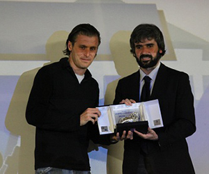 Leone Argento Lorenzo Stovini 2012