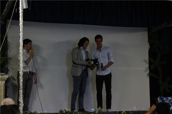 premioleoneargento2014 Daniele Rugani