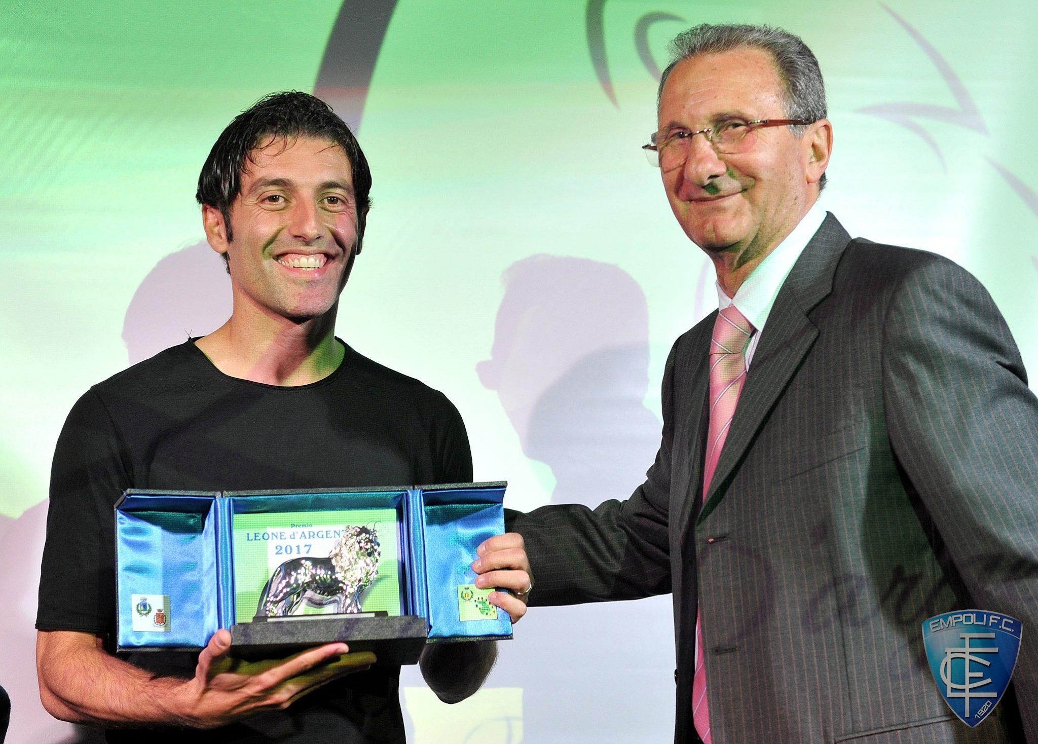 """TV   Premio """"Leone d'Argento"""": intervista a Daniele Croce"""