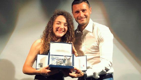 Maria Luisa Filangeri Leonessa d'Argento