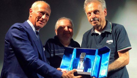 Massimo Caputi Premio Voce per lo Sport 2018