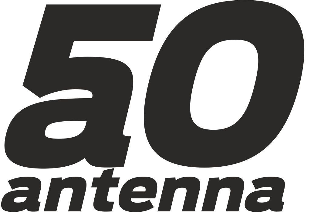 ANTENNA 50 logo N