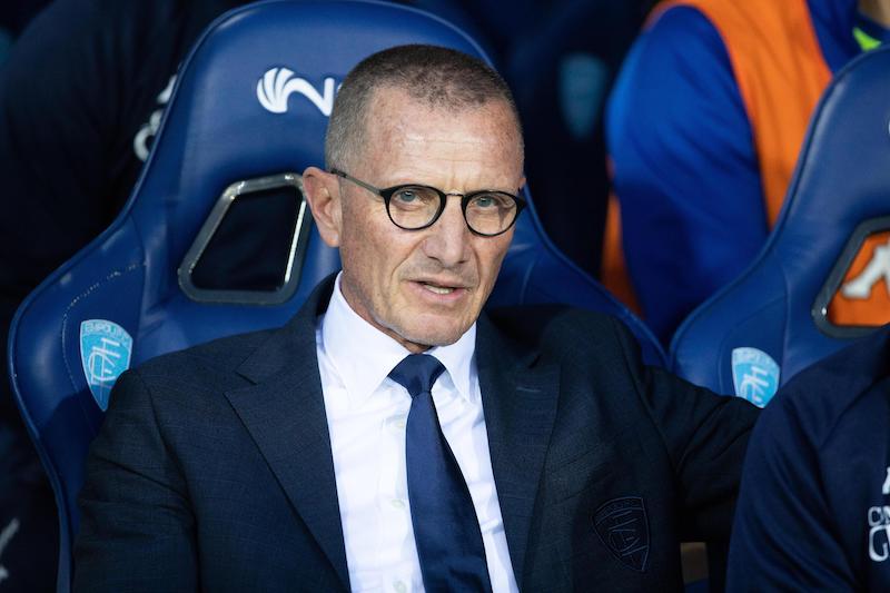 Soccer: Serie A; Empoli - Juventus