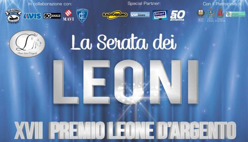 Locandina Leone Argento 2019 Orizzontale
