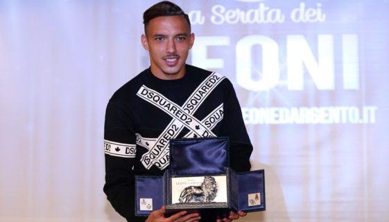 Leone d'Argento 2019 Ismael Bennacer
