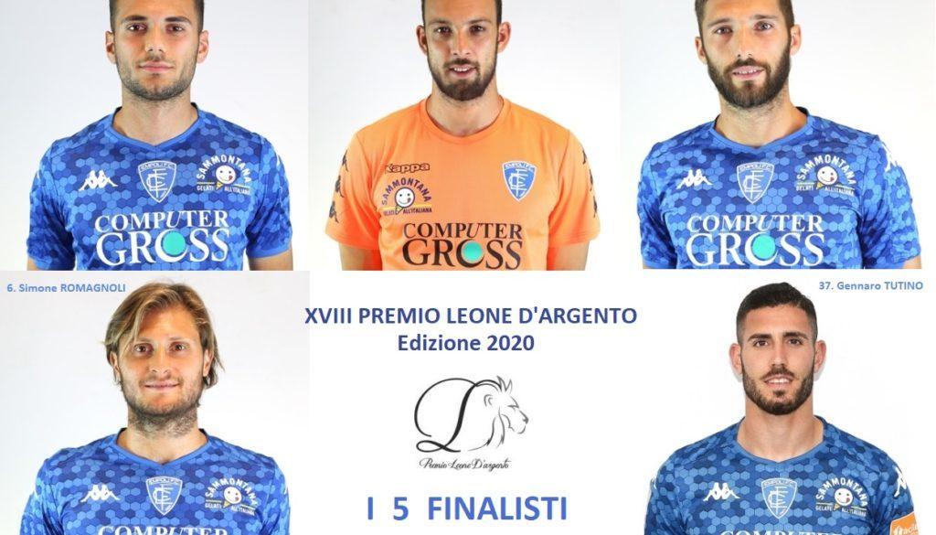 Leone d'Argento Finalisti 2020