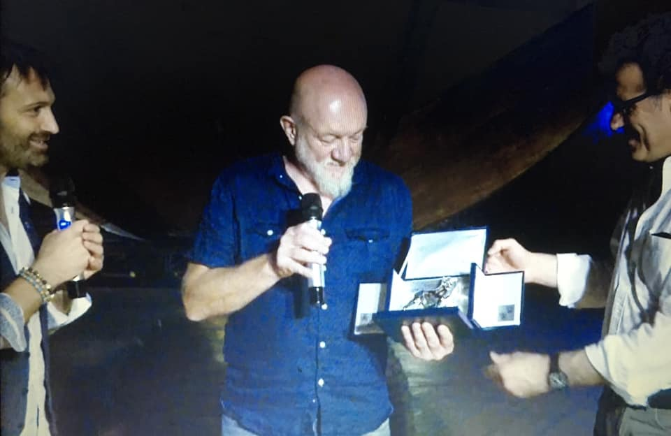 Alessandro Pistolesi Premio Leonessa d'Argento