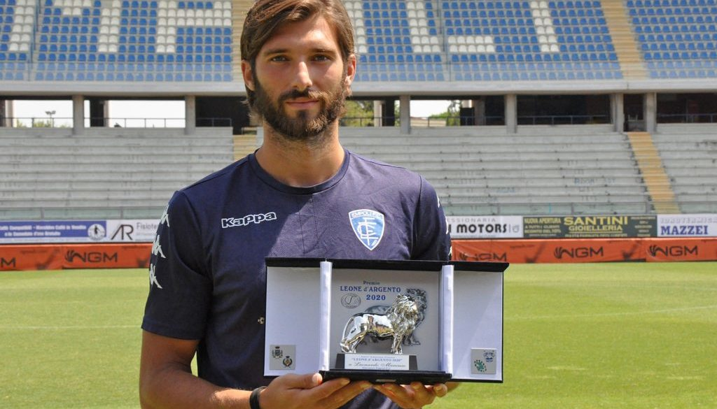 Leonardo Mancuso Premio Leone d'Argento