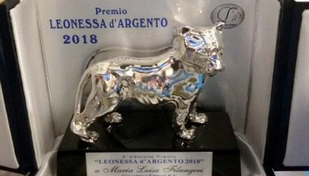 Premio Leonessa d'Argento 2018