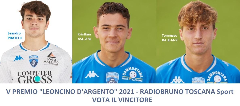 Premio Leoncino Argento 2021