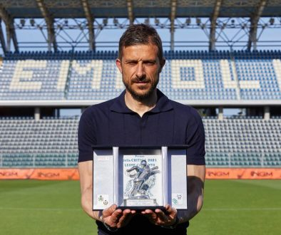 Alessio Dionisi Premio della Critica Leone d'Argento 2021