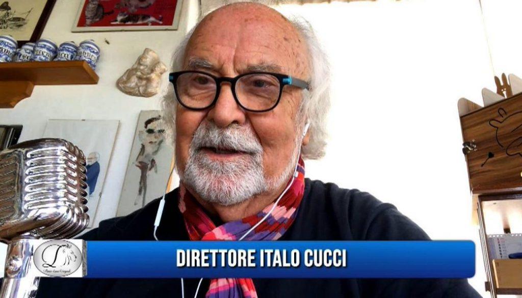 Direttore Italo Cucci Premio Voce per lo Sport Avis 2021